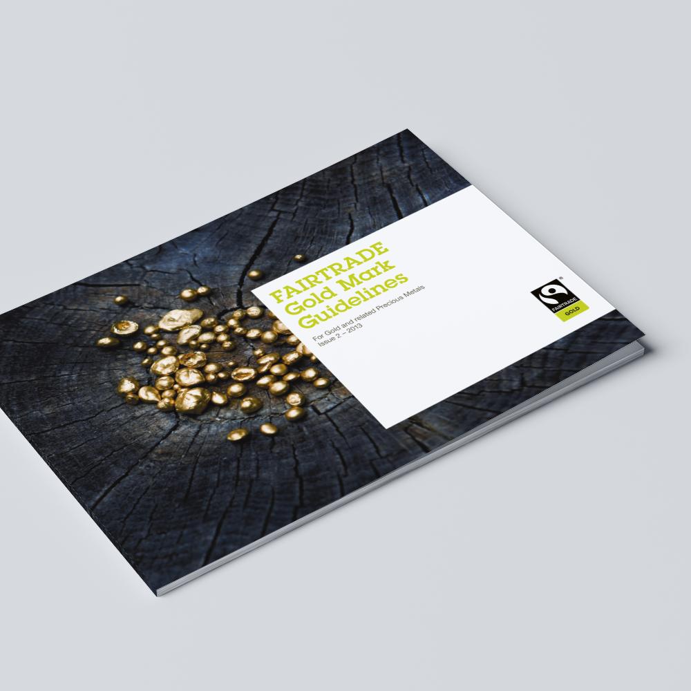 Fairtrade Gold Logoentwicklung und Richtlinie