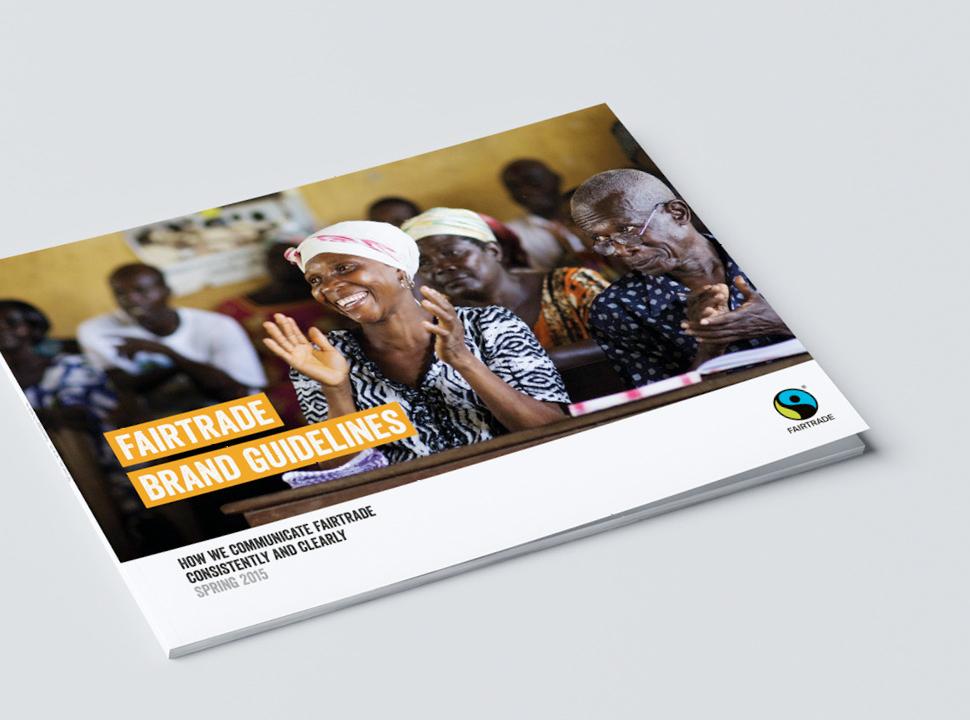Fairtrade International Global Brand Guidelines