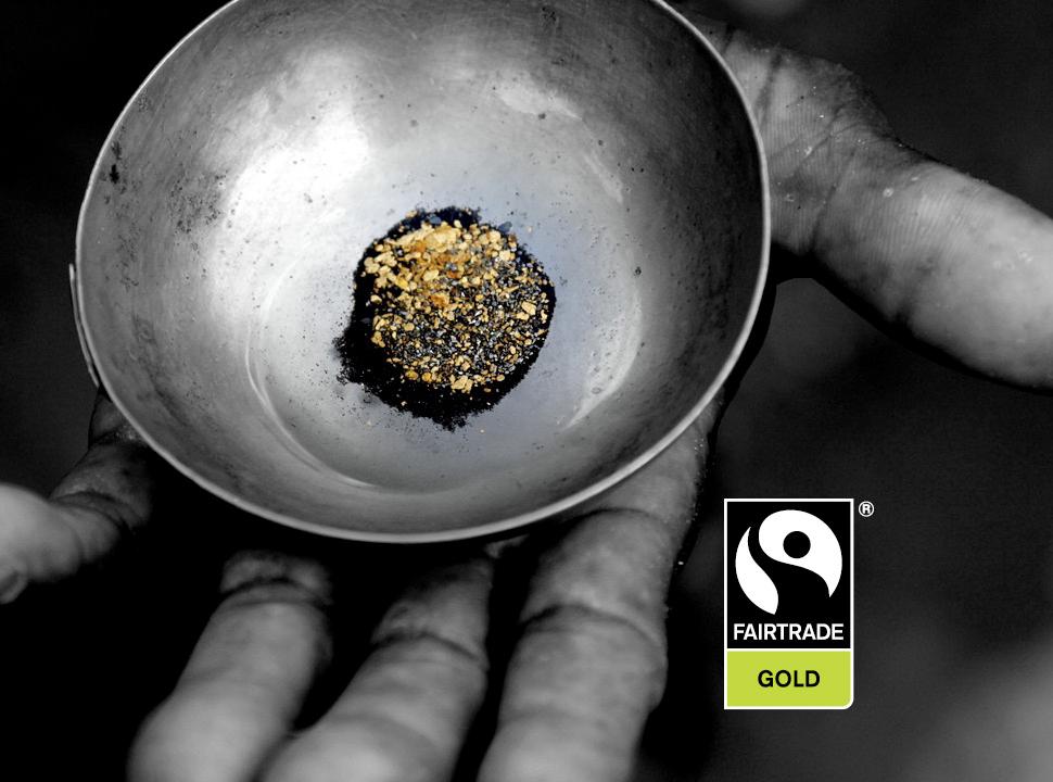 Fairtrade Gold Logoentwicklung